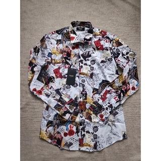FENDI - 大人気品FENDIフェンディ  シャツ ワンシャツ 40