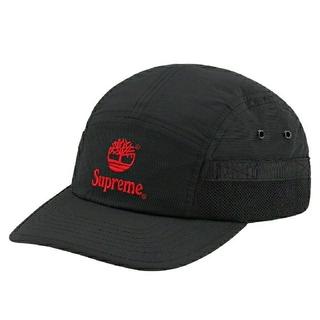 シュプリーム(Supreme)のSupreme®/Timberland® Camp Cap 黒(キャップ)