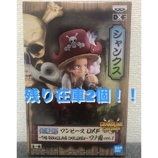 BANPRESTO - ONE PIECE DXF ワノ国 シャンクス フィギュア