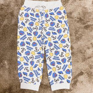 ディズニー(Disney)の美品!ディズニー、ドナルドダックのズボン(カジュアルパンツ)