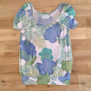 ツモリチサト(TSUMORI CHISATO)の新品 ツモリチサト トップス 半袖Tシャツ(Tシャツ(半袖/袖なし))