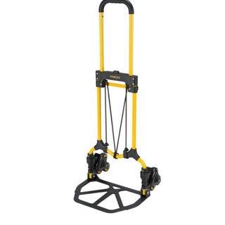 最安値 段差対応型折りたたみキャリー 台車 トラック 障害物簡単移動 スタンレイ