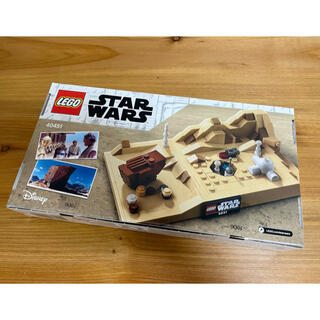 レゴ(Lego)の新品未開封 レゴ LEGO 40451 スターウォーズ タトゥイーンの農場(積み木/ブロック)