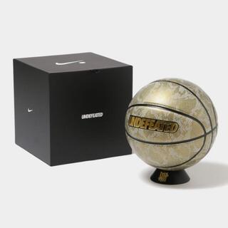 アンディフィーテッド(UNDEFEATED)のNIKE × UNDEFEATED BASKETBALL バスケットボール(バスケットボール)