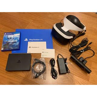 PlayStation VR - PlayStationVR PlayStation®Camera同梱版 PSVR