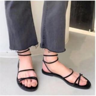 L'Appartement DEUXIEME CLASSE - サンダル【AMANU】Sandal