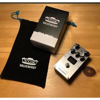 ヴォックス(VOX)のVOX VALVENERGY SILK DRIVE(エフェクター)