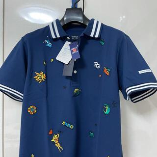 PEARLY GATES - 新品 ★日本製 パーリーゲイツ ポロシャツ 吸水速乾 紫外線遮断 ポロ 春夏