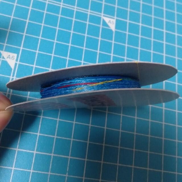 PE力糸 (1.5 - 6号)  オリジナル 5本組セット スポーツ/アウトドアのフィッシング(釣り糸/ライン)の商品写真