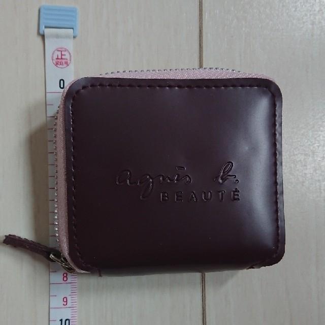 agnes b.(アニエスベー)の新品未使用 アニエスベー コインケース レディースのファッション小物(コインケース)の商品写真