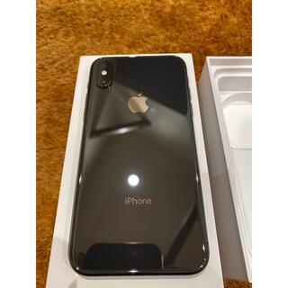 Apple - 【美品】iPhone Xs Space Gray 64 GB SIMフリー