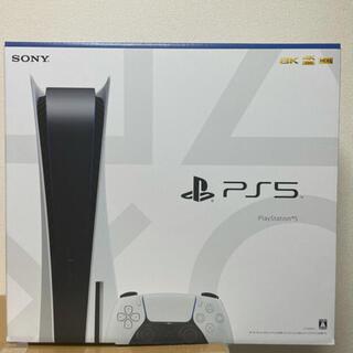 PlayStation - 新品 PS5 プレステーション5本体 ディスクドライブ搭載モデル