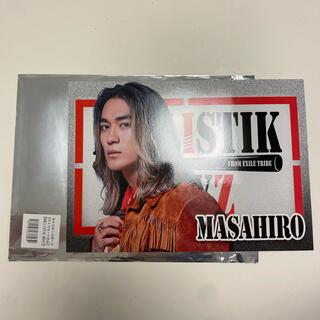 エグザイル トライブ(EXILE TRIBE)のBALLISTIKBOYZ 砂田将宏 キャラカードボード(ミュージシャン)