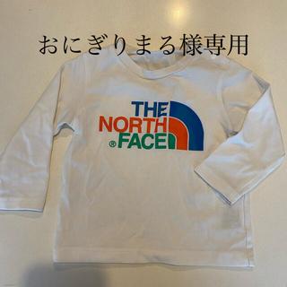 THE NORTH FACE - ノースフェイス キッズ 長袖Tシャツ サイズ80