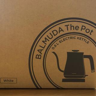 バルミューダ(BALMUDA)のバルミューダ 電気ポット(電気ケトル)
