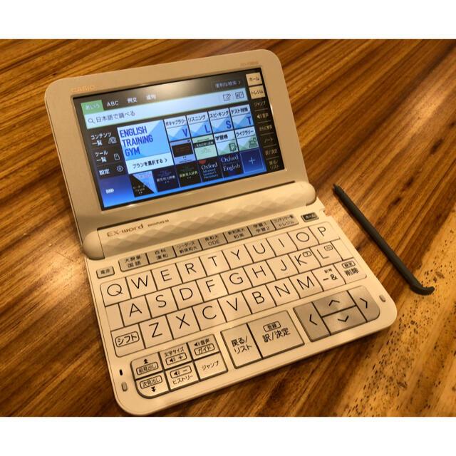 CASIO(カシオ)の電子辞書 EX-word XD-Z9800 DATAPLUS10   スマホ/家電/カメラのPC/タブレット(電子ブックリーダー)の商品写真