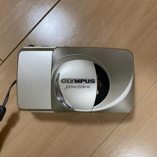 OLYMPUS - Olympus μ[mju:] ZOOM140 コンパクトフィルムカメラ 実働品