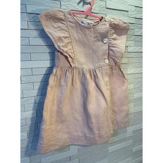 ZARA baby  ワンピース ピンク size104