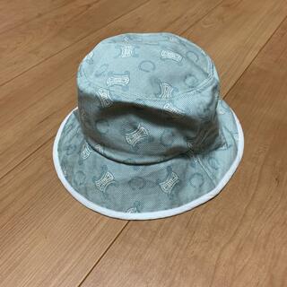 セリーヌ(celine)の美品 セリーヌ ハット 帽子(帽子)