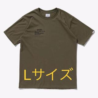 W)taps - wtaps  WTAPS Tシャツ ベージュ Lサイズ