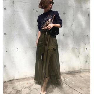 Ameri VINTAGE - ameri vintage ミニタリースカート