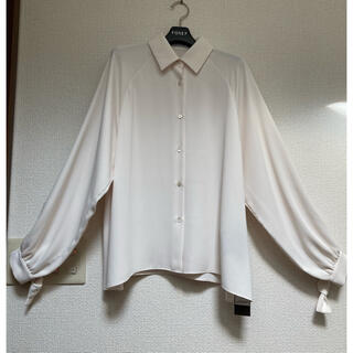 FOXEY - FOXEY ブラウス 66,000円 DM掲載 38 美品 フォクシー
