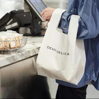 DEAN & DELUCA - ディーンアンドデルーカ ミニマムエコバッグ ホワイト