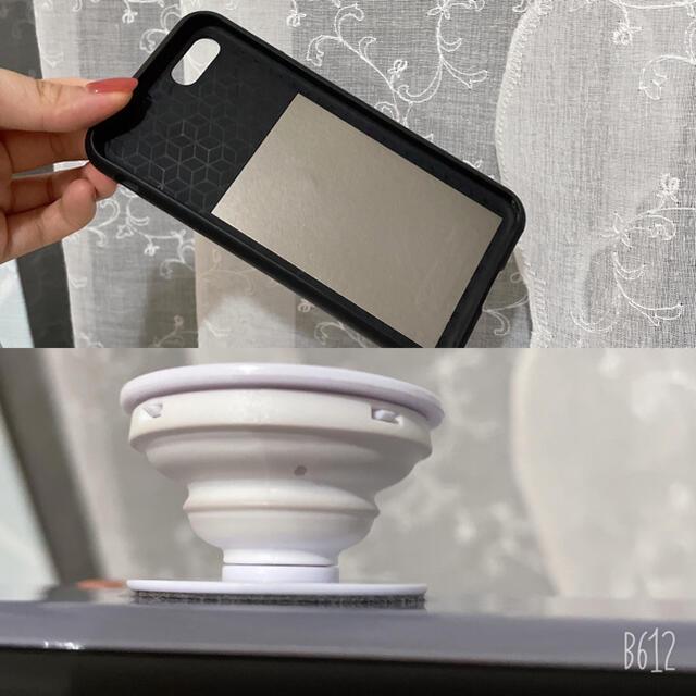 ZARA(ザラ)のme% iPhone8 ハードケース スマホ/家電/カメラのスマホアクセサリー(iPhoneケース)の商品写真