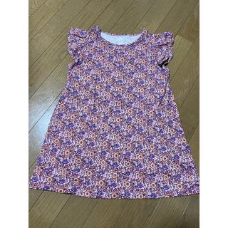 ユニクロ(UNIQLO)のユニクロ Tシャツ チュニック アナスイコラボ150cm(Tシャツ/カットソー)