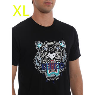ケンゾー(KENZO)のケンゾー KENZO タイガー TシャツXL(Tシャツ/カットソー(半袖/袖なし))
