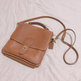 COACH - old coach ◯5130.2wayバッグ