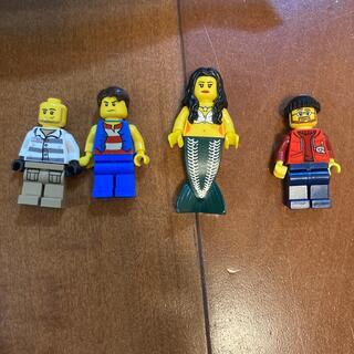 レゴ(Lego)のレゴ  フィギュアいろいろセット(積み木/ブロック)