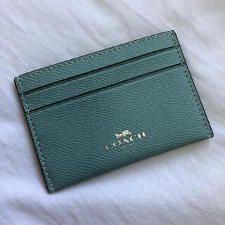 COACH - 【COACH】 カードケース/定期入れ レディース