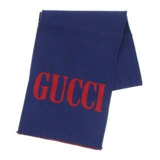 グッチ(Gucci)のGUCCI マフラー メンズ(マフラー)