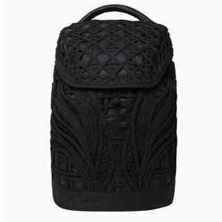 mame - Mame Cording Embroidery Backpack