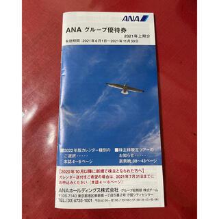 ANA グループ優待券(冊子)1冊(その他)