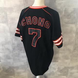 巨人 ジャイアンツ 野球 応援 ポリシャツ L LL 長野久義 7(ウェア)