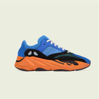 """アディダス(adidas)のADIDAS YEEZY BOOST 700 """"BRIGHT BLUE"""" (スニーカー)"""