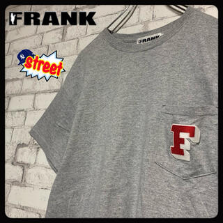 フランクワンファイブワン(Frank151)の【希少】FRANK フランク/Tシャツ ポケット NY (Tシャツ/カットソー(半袖/袖なし))