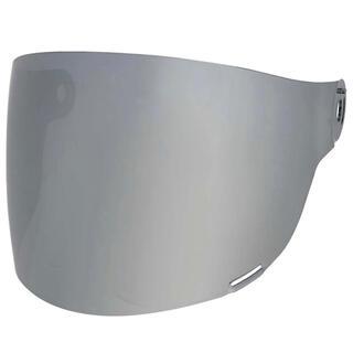 ベル(BELL)の最安★新品★ベル ブリット シールド フラット シルバー 黒タブ 輸入品 即納(ヘルメット/シールド)