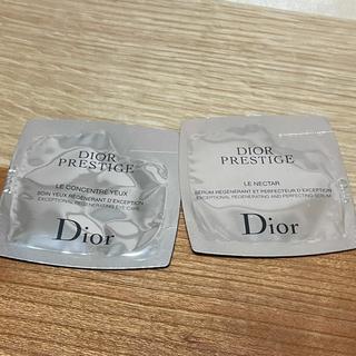 ディオール(Dior)のディオール  プレステージ  サンプル(美容液)