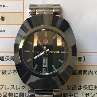 ラドー(RADO)のRADO ラドー ダイヤスター 復刻モデル OH済(腕時計(アナログ))
