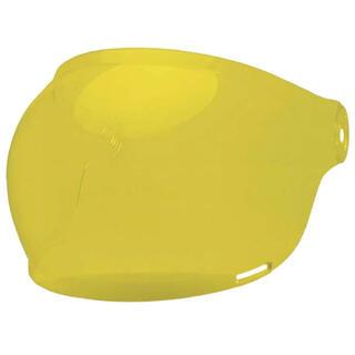 ベル(BELL)の最安★新品★ベル ブリット シールド バブル イエロー 茶タブ 輸入品 即納(ヘルメット/シールド)