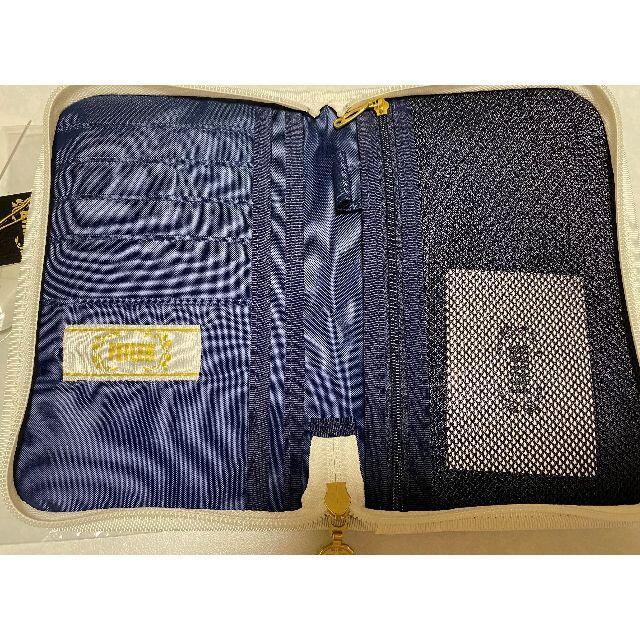 FEILER(フェイラー)のフェイラー feiler ハイジ 取扱店舗限定 マルチケース 白 未使用 現行品 レディースのファッション小物(ポーチ)の商品写真
