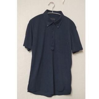 P.S.FA ポロシャツ Mサイズ グレー クールビズに。(ポロシャツ)