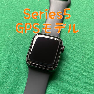 Apple Watch - Apple Watch Series 5 GPS 40mm アップルウォッチ