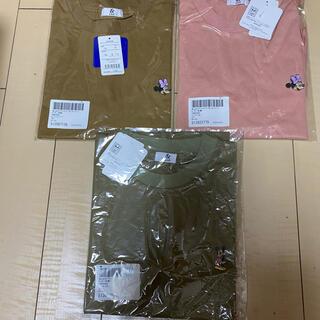 ディズニー(Disney)のディズニーTシャツ3枚まとめ売り(Tシャツ(半袖/袖なし))