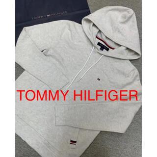 トミーヒルフィガー(TOMMY HILFIGER)の《未使用》TOMMY HILFIGER パーカー S/P(パーカー)