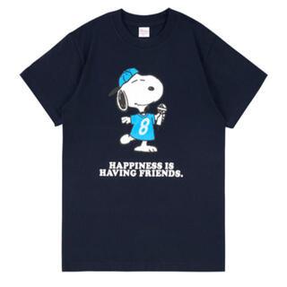 スーパージュニア(SUPER JUNIOR)のSUPER JUNIOR スヌーピー Tシャツ(アイドルグッズ)