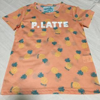ピンクラテ(PINK-latte)のピンクラテ  Tシャツ  Sサイズ(160)(Tシャツ/カットソー)